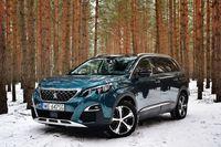 Peugeot 5008 2.0 BlueHDi Allure idealny dla rodziny