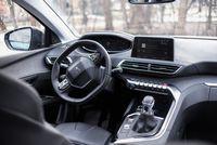 Peugeot 5008 2.0 THP 150 KM - wnętrze