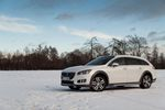 Peugeot 508 RXH - stary, ale jary