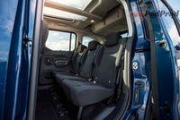 Peugeot Rifter Allure - fotele