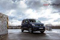 Peugeot Rifter Allure - przód