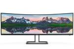 49-calowy monitor Philips 498P9Z z matrycą 32:9
