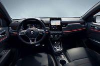 Renault Arkana E-TECH - wnętrze