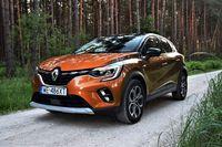 Renault Captur 1.3 TCe EDC Intens wydoroślał
