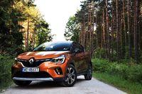 Renault Captur 1.3 TCe EDC Intens - z przodu