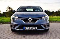 Renault Megane GrandCoupe 1.3 TCe Intens - przód