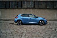 Renault Megane 1,2 TCe - z boku