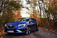 Renault Megane Grandtour E-TECH - z przodu