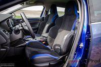 Renault Megane Grandtour GT 1.6 TCe 205 - fotele