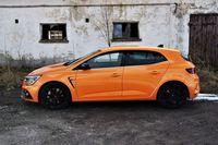 Renault Megane R.S. - profil