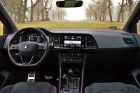 SEAT Ateca 2.0 TSI DSG 4Drive FR - deska rozdzielcza