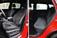 SEAT Ateca 2.0 TSI DSG 4Drive FR - fotele