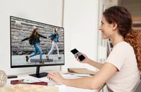 Samsung Smart Monitor - praca