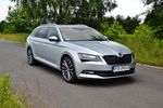 Skoda Superb Combi 2.0 TDI DSG 4x4 Laurin & Klement