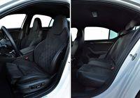 Skoda Superb Sportline iV Plug-in Hybrid - fotele