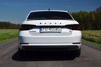 Skoda Superb Sportline iV Plug-in Hybrid - tył