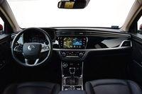 SsangYong Korando 1.6 E-XDI AT 4WD Sapphire - deska rozdzielcza