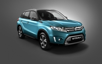 Suzuki Vitara - niebieski
