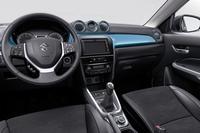 Suzuki Vitara - wnętrze