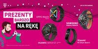 W T-Mobile na święta smartfony i smartwatche