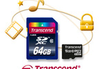 TRANSCEND: karty SD z blokadą