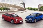 Oto Toyota Prius czwartej generacji