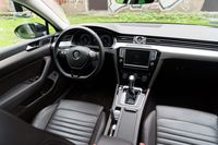 VW Passat Variant 2.0 BiTDI - wnętrze