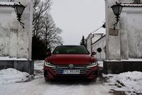 Volkswagen Arteon 2.0 TSI DSG - przód