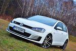 Oszczędny Volkswagen Golf GTD
