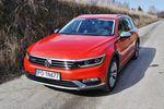 Volkswagen Passat Alltrack 2.0 TDI DSG 4Motion. SUV czy uterenowione kombi?