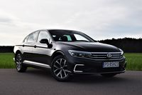 Volkswagen Passat GTE - hybryda lepsza niż diesel?