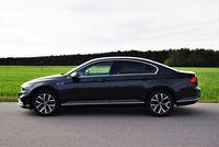 Volkswagen Passat GTE - profil