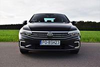 Volkswagen Passat GTE - przód