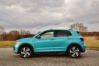 Volkswagen T-Cross 1.0 TSI DSG Style - profil