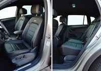 Volkswagen Tiguan 2.0 TSI DSG 4MOTION Highline - fotele