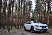 Volvo S60 Cross Country D4 Geartronic Summum - z przodu