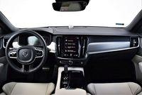 Volvo S90 T8 eAWD - deska rozdzielcza