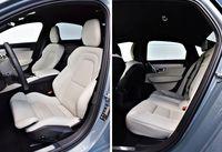 Volvo S90 T8 eAWD - fotele