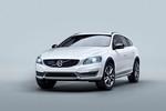 Nadjeżdża Volvo V60 Cross Country