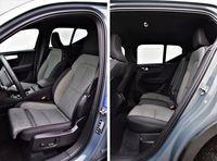 Volvo XC40 T3 - fotele