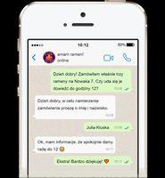 WhatsApp Business Customer Service