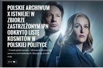 """""""Z Archiwum X"""" wraca na ekrany – internauci szaleją"""