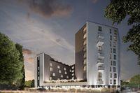 Bliska Residence: apartamenty inwestycyjne na Pradze