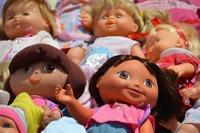 Zabawki spoza UE pełne ftalanów