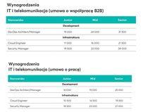 Najlepiej płatne specjalizacje w IT w 2021 roku