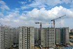 Budownictwo mieszkaniowe I-VIII 2021: o 4,1% więcej oddanych mieszkań