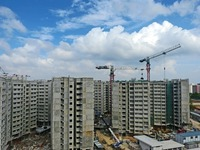Ile buduje się mieszkań?