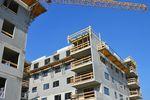 GUS: budownictwo mieszkaniowe odżyło, ale tylko względem kwietnia