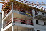 GUS: o 5,5% więcej nowych mieszkań, ale mniej pozwoleń na budowę