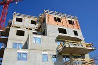 GUS: prawie 836 tys. nowych mieszkań w budowie
